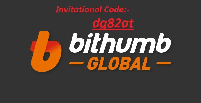 bithumb invitational code