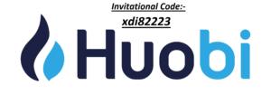 Huobi invitational code