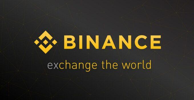 Binance referral code