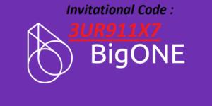 Bigone Referral Code