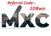 MXC Referral Code