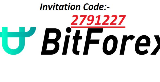 Bitforex invitation Code