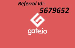 Gate.io referral code