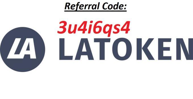 Latoken Referal Code