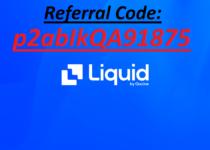 liquid referral code