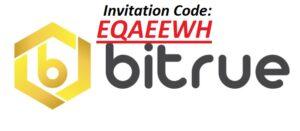 Bitrue invitation Code