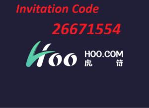 hoo.com invitation Code