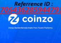 Coinzo Referral Code
