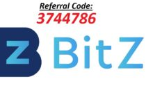 BitZ Referral Code