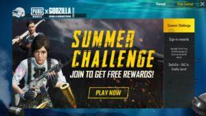pubg mobile summer event trick