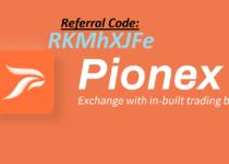 pionex referral code